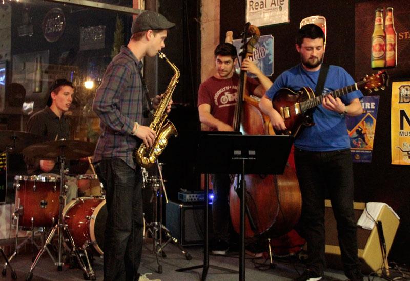 Jazz at Banter – February 4
