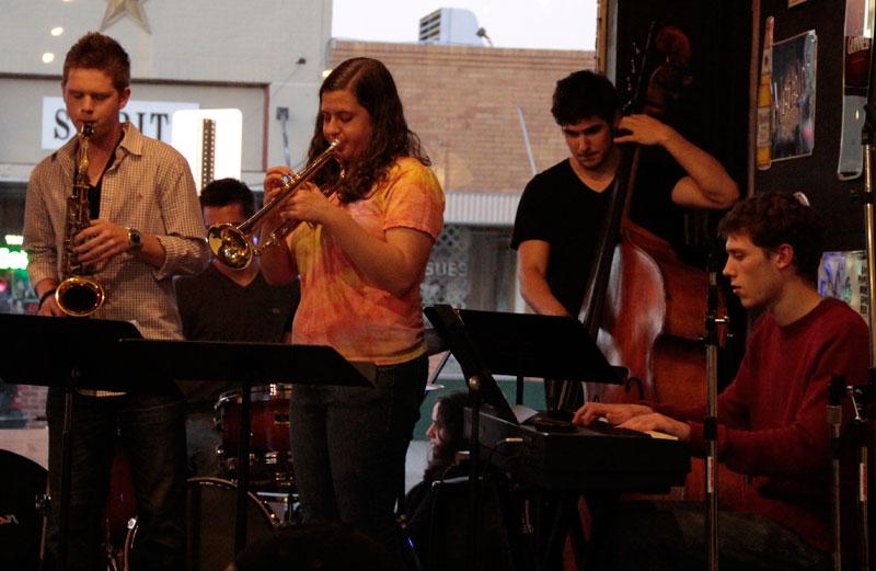 Jazz at Banter – February 25