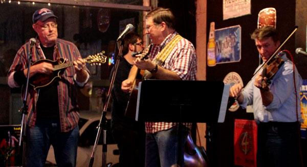 Bluegrass at Banter – February 4